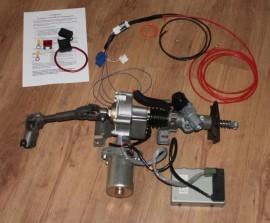 Opel/Vauxhall Corsa B Power Steering Column Kit (column, wiring, fuses etc)