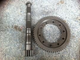 Quaife Vauxhall  F20 6 Speed Dog box Crown Wheel & Pinion/output shaft (4.5:1)